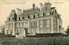 Carte AUDIGNON Château de Captan