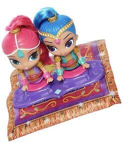 Shimmer & Shine Magic Flying Carpet New Boxed Uk Seller 🇬🇧 FHN24