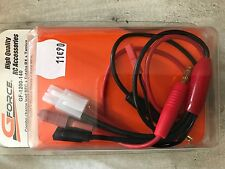 GForce GF-1200-140 Cordon charge + BEC + Futaba RX + Tamiya Mâle + Deans Mâle