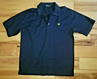 Mens Masters Collection Short Sleeve Polo Shirt Size XL X-Large Golf Augusta