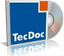 ** TECDOC Q3 / 2017 EPC Parts Catalogue Teilekatalog LATEST VERSION ** on USB