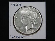 1928 Peace Dollar  BU  (16-062)