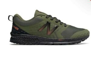 (NEW) AUTHENTIC NEW BALANCE MEN'S FUELCORE NITREL TRAIL (MTNTRRG1) 8EEEE WIDE