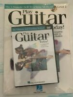 Play Today! DVD Ser.: Play Guitar Today Beginner's Pack (2003, Trade Paperback