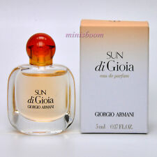 Armani SUN DI GIOIA EDP 5 ml Mini Perfume Miniature Bottle New in Box