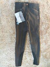 Equiline Damenreithose Pantalone Donna Full Grip Celia,  Braun, Größe 40, neu