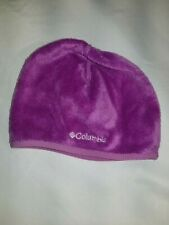 Columbia Toddler Girl's Fleece Hat Purple