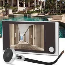 """3,5"""" LCD Digital Farbbildschirm Türspion Elektrische Kamera Cat Door Peephole DE"""