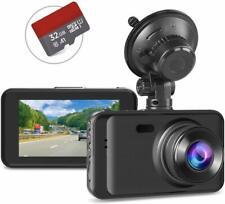 Dash Cam Car Dashboard Camera  Video Recorder with G-Sensor,Parking Monitoring