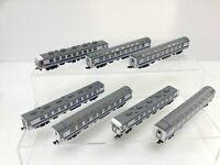 Tomix 92636 N Gauge Japanese PC Series 12700 Euroliner Unit