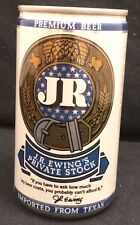JR Beer Ewing Private Stock Can 12 oz