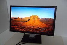 """Dell P2411H Monitor 24"""" Full HD LED 1080p  2-Port USB Hub DVI VGA P2411Hb F8NDP"""