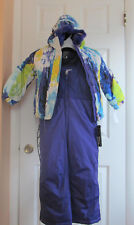 New ZeroXposur kids Snow Suit - Coat & Bibs Snow Pants S 4
