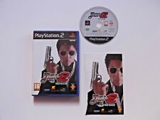 DON2 for PLAYSTATION 2 'VERY RARE & HARD TO FIND' EXCLUSIVE