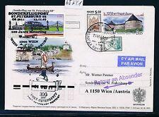 65741) AUA SF Wien Österreich - St.Petersburg 13.11.2003, GA ab Russland Rossija