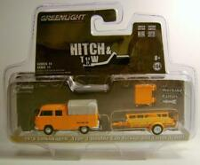 1978 '78 VOLKSWAGEN VW TYPE 2 DOUBLE CAB W/ TRAILER HITCH & AND TOW GREENLIGHT