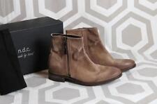 Mens n.d.c. made by hand Gudge L Bronx Suede Boots $680 Ladykiller Flint 39.5