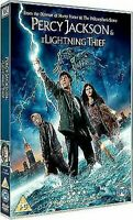Percy JACKSON & The Fulmine Ladro DVD Nuovo DVD (4177501000)