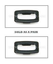 1979-83 Mazda RX-7  Door Lock Trim SOLD AS PAIR