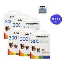 Polaroid PIF-300 Instant Film for 300 Series Cameras- 60 Total Photos + DBROT...