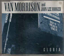 Van Morrision and John Lee Hooker-Gloria cd maxi single