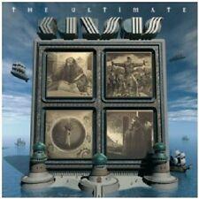 KANSAS - THE ULTIMATE KANSAS 2 CD 26 TRACKS ROCK NEU