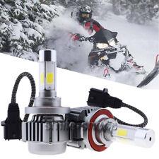 120W H13 LED Headlight Bulbs Kit For Polaris 800 PRO-RMK (all models) 2011-2015