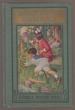 VG 1908 Hardcover First Edition Rhymes of the Golden Age George Reiter Brill