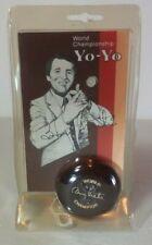Vintage World Champion Bunny Martin Wood  Yo - Yo c. 1983