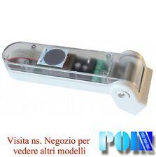 SENSORE PIOGGIA PLUVIOMETRO 230V PER CENTRALINE TENDE DA SOLE TAPPARELLE