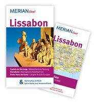 Lissabon: MERIAN live! - Mit Kartenatlas im Buch und Extra-Karte zum Herausnehme