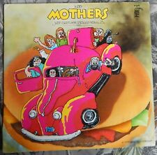 The Mothers – Just Another Band From L.A. 1972 LP - Frank Zappa Reprise MS 2075