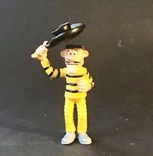 Figurine BD Lucky Luke  Jack Dalton Schleich 1984   Vintage