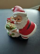 Homco Santa #5410 Figurine