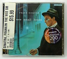 Frank Sinatra: In the Wee Small Hours [Remaster] NEW CD (May-1998, Capitol (USA)