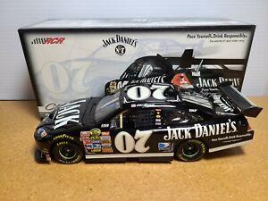 2007 Clint Bowyer #07 Jack Daniels COT RCR 1:24 NASCAR Action GM Dealers MIB