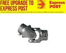 """Borgeson Borgeson Stainless Steel Universal Joint for Holden Torana 3/4""""DD x 9/1"""