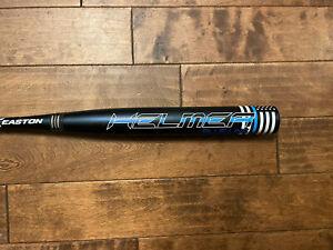 2018 Easton Brett Helmer Blue Line USSSA Endloaded Slowpitch Softball Bat