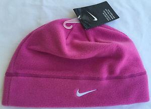 Nike Artic Fleece Beanie 129862 Winter Snowboard Ski Running Stocking Cap Hat