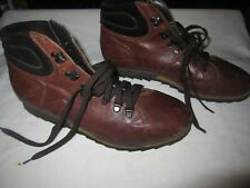 BRUNO MAGLI ITALY leather ankle boot XL (extralite) size US 11