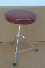 LUDWIG DRUMMERS THRONE or SEAT! LOT #C709