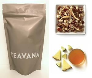 TEAVANA Limeade Twist (herbal loose leaf blend) 8oz - SEALED