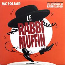 MC Solaar CD Single Le Rabbi Muffin - Promo - France (EX/M)