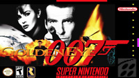 Goldeneye 007 - N64 Nintendo 64 - Cart Only - New Condition - Free USA Shipping