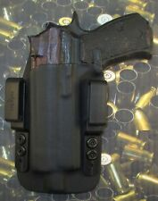 Hunt Ready Holsters: CZ 75 P01 Omega Kydex LH IWB Holster