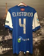 Maillot porte Real Sociedad Elustondo - match worn shirt