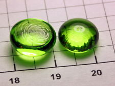 Praseodymium 3+ doped optical glass bead NEW!