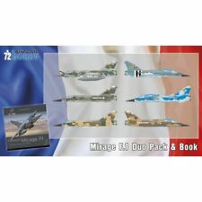 Special Hobby Spec72414 Mirage F.1 Duo Pack and Book 1/72
