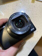 Canon g7x Camera