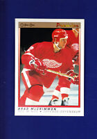 Brad McCrimmon 1990-91 O-PEE-CHEE OPC Premier Hockey #69 (MINT) Red Wings